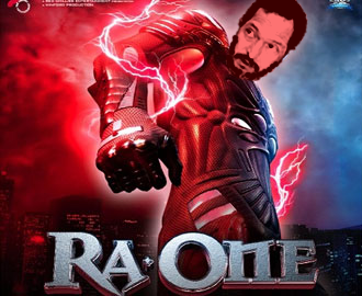Ra.One – No pun